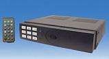 4チャンネル用デジタルビデオレコーダー