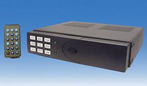 4チャンネル用デジタルビデオレコーダー(DVR-5007)