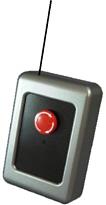 押しボタン付き特定小電力無線送信機