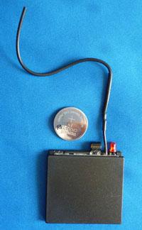 電波送信タグ式徘徊防止用出入り口監視センサー