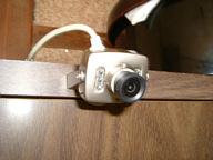 小型防犯カメラ カラーCMOSカメラ(屋内用)