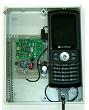 内蔵の携帯電話