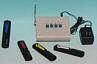 お客さんや従業員を無線で簡単呼出。近距離用無線呼出ポケットベル3回線用