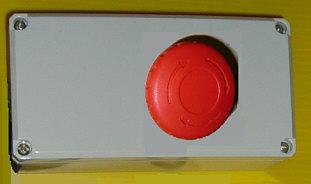 押しボタン式携帯緊急無線送信機