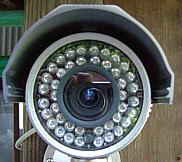 防犯カメラ、監視カメラの機能と比較