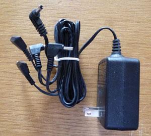 ペンタイプ受信機用充電器5本用