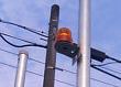 ソーラー式回転灯、パトライト、自動通報機、無線通報機、無線呼び出しシステム、警告システム、警報装置